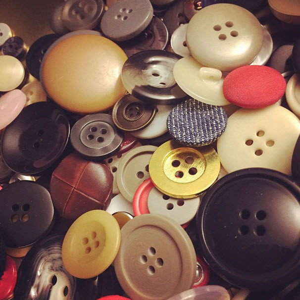 So sew many buttons