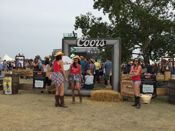 Coors Oxford Stomp