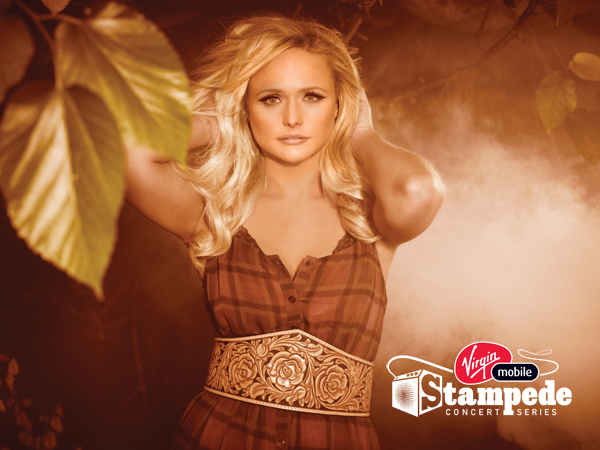 Win tickets to see Miranda Lambert at the 2015 Calgary Stampede!