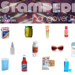 DIY: Make your own Stampede hangover kit