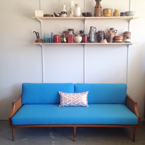 Bex Vintage will be bringing their old-school furnishings to Willow Park Village this fall.