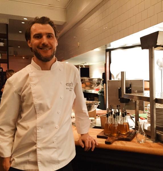 Chef Brian Skinner (Custom)