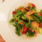 Chef Brian Skinner makes vegetarian food delicious