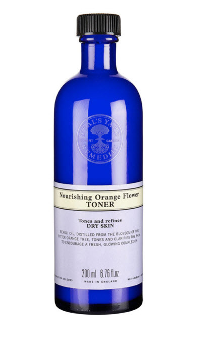 Nourishing orange flower Neal's Yard remedies