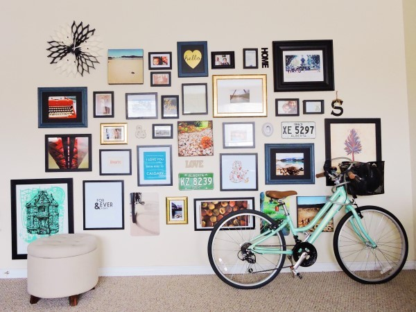 Build Beautiful Gallery Wall