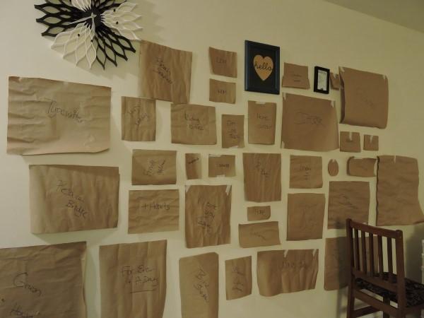 Building beautiful gallery wall (Custom)