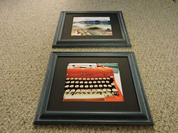 Framing gallery wall (Custom)