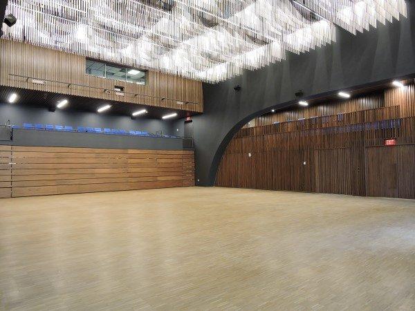 Concert hall Studio Bell
