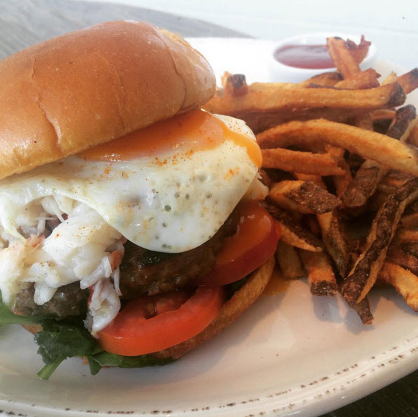 Diner Deluxe Alberta Burger Week