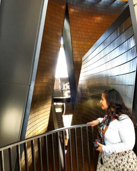 Stairwell Studio Bell