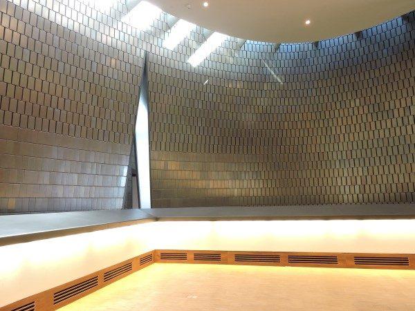 Studio Bell interior