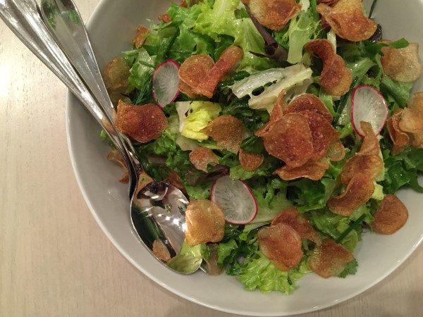 Ten Foot Henry salad