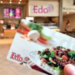 Win a $25 Edo Japan gift card