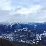 Rocky Mountain High on the Banff Gondola