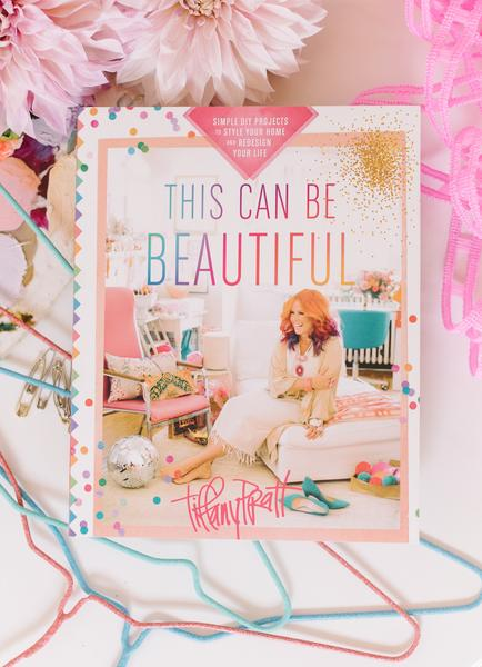 Tiffany Pratt This Can be Beautiful Book