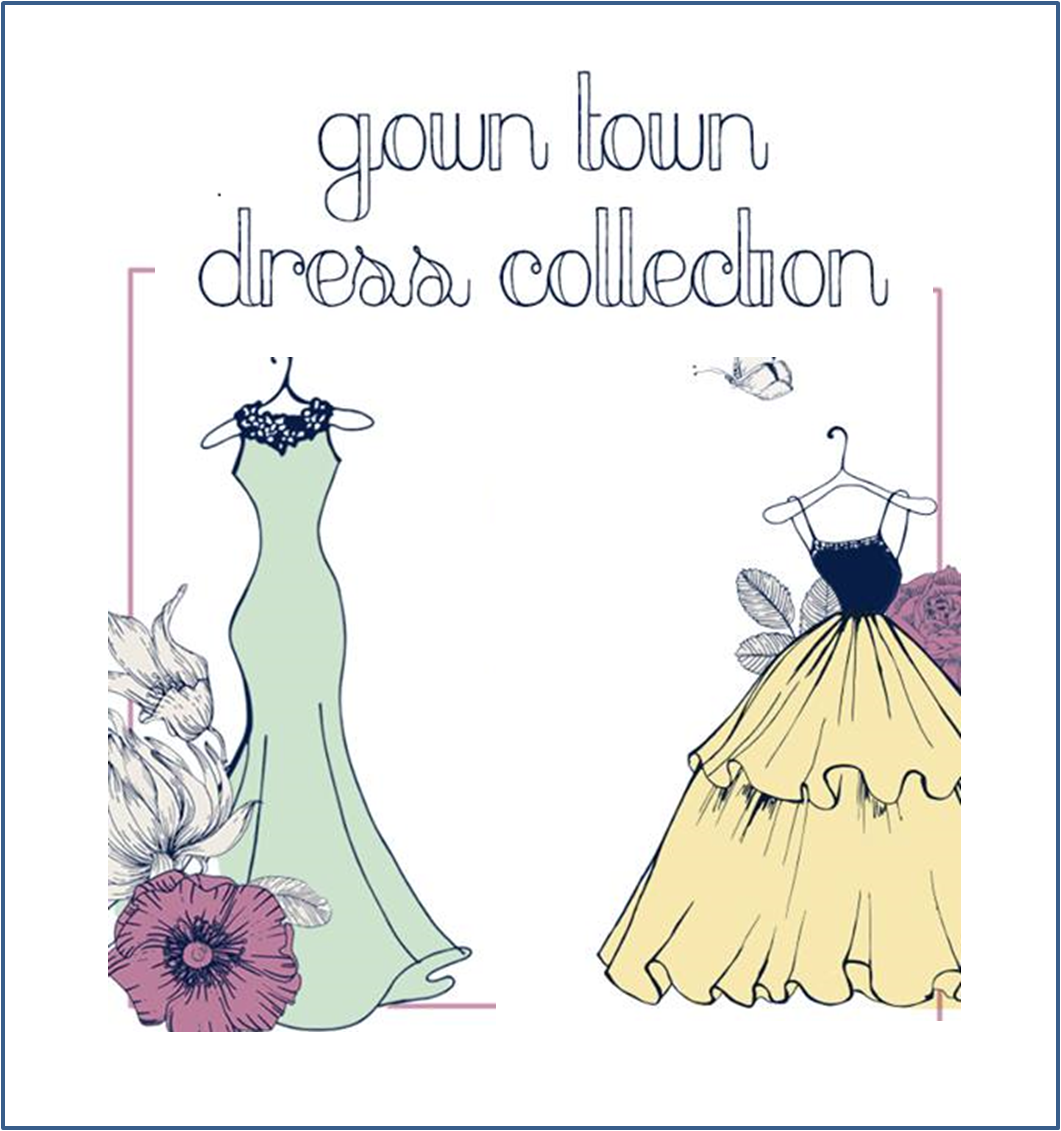 Donate your dresses to Gown Town | Mint & Heritage