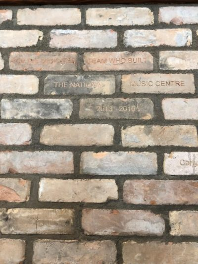 Bricks of the King Eddy