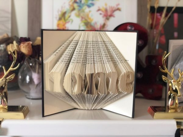 Tips To Make Beautiful Folded Book Art Free Templates Mint