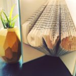 Tips to make beautiful folded book art + free templates