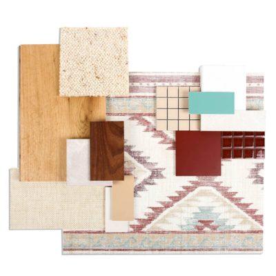Santa Fe palette
