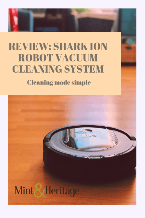 Shark Ion Robot vacuum review