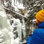 Winter in Jasper: Maligne Canyon Ice Walk